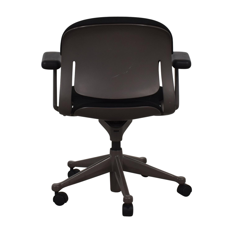Black Full Mesh Office Chair black