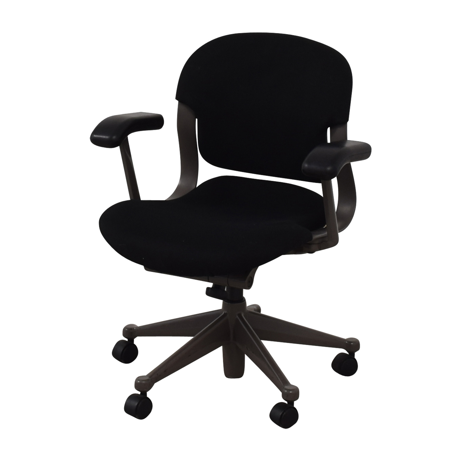 90 Off Black Full Mesh Office Chair Chairs