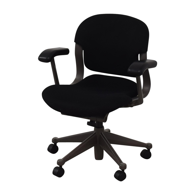 Black Full Mesh Office Chair discount