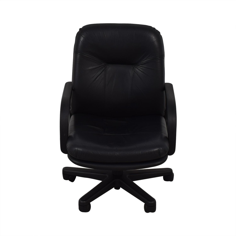 Black Office Chair sale