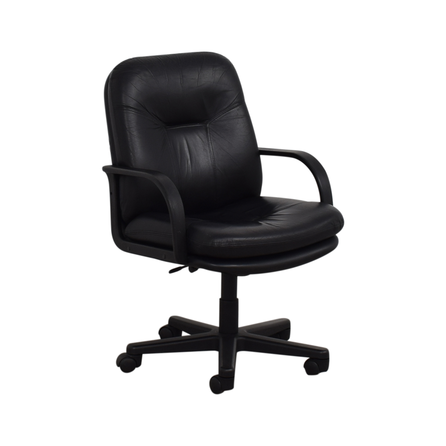 Black Office Chair used