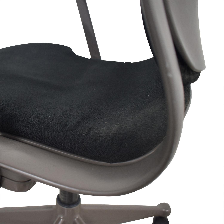 Black Full Mesh Office Chair