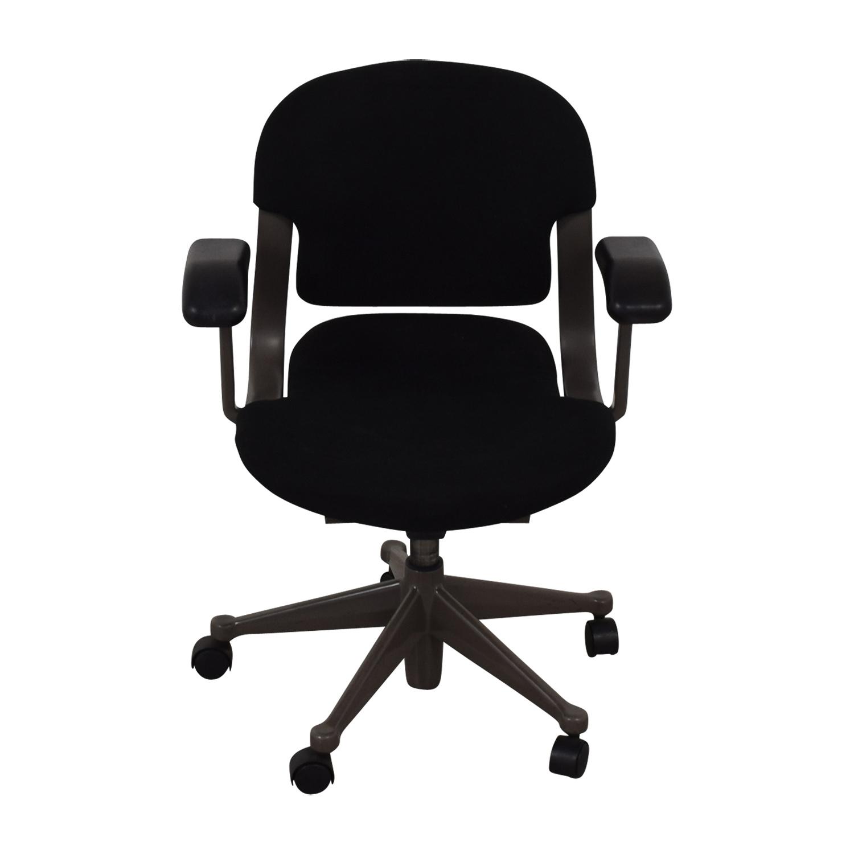 Black Full Mesh Office Chair for sale
