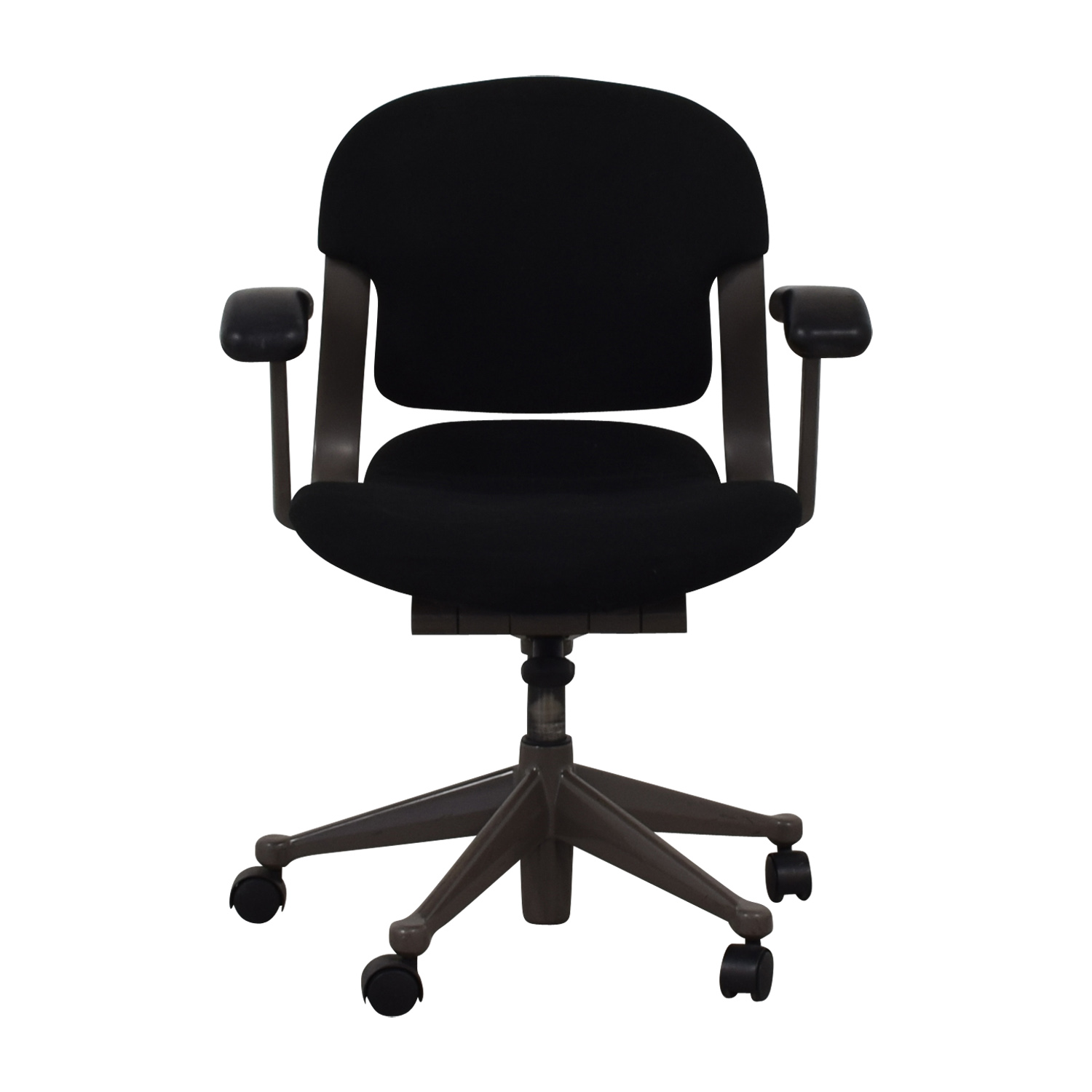 Black Full Mesh Office Chair Chairs