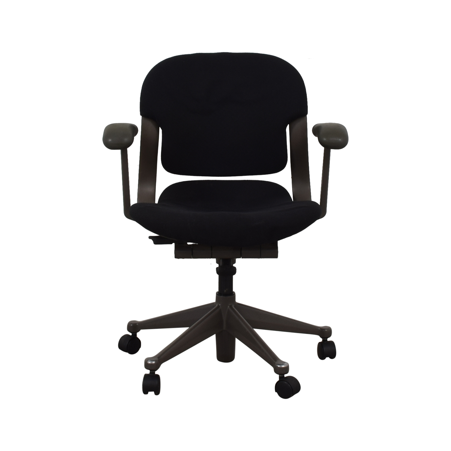 Black Full Mesh Office Chair on sale