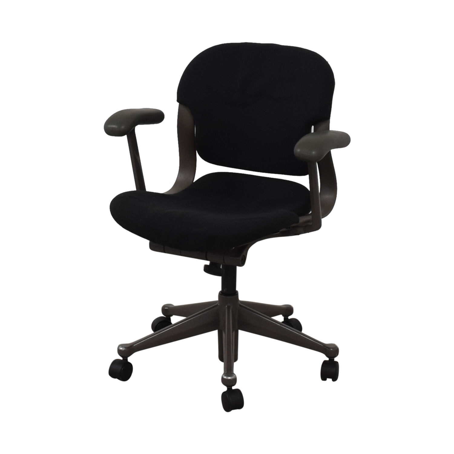 Black Full Mesh Office Chair / Chairs