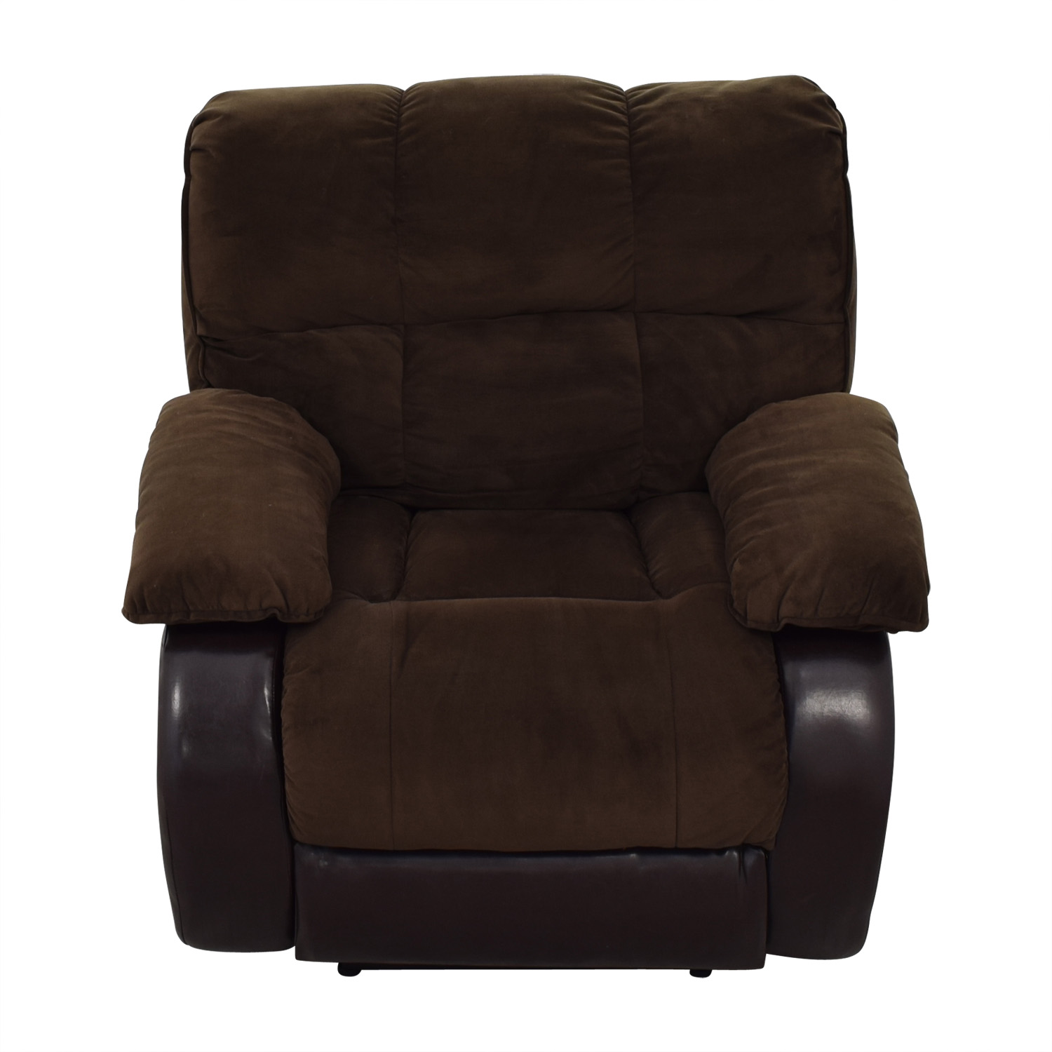 Raymour & Flanigan Raymour & Flanigan Recliner brown
