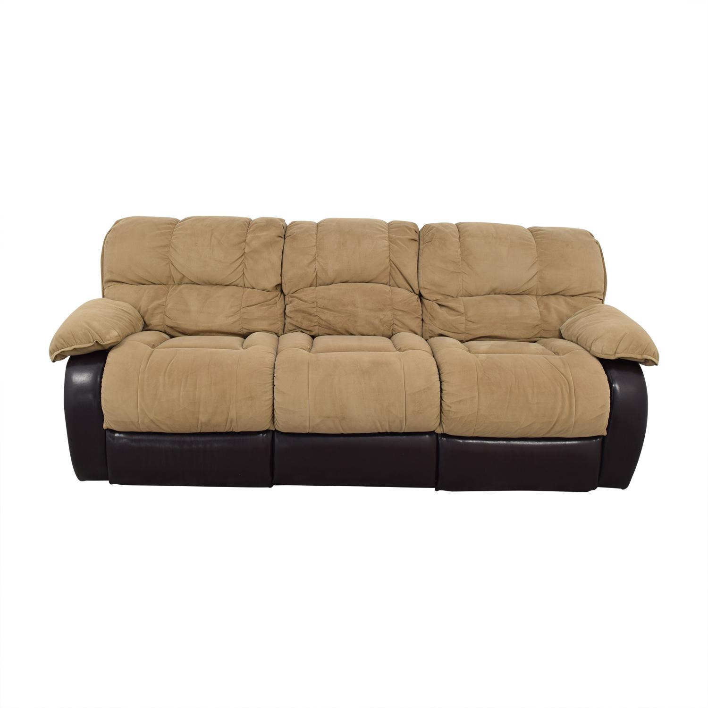 Berkline Berkline Reclining Sofa discount