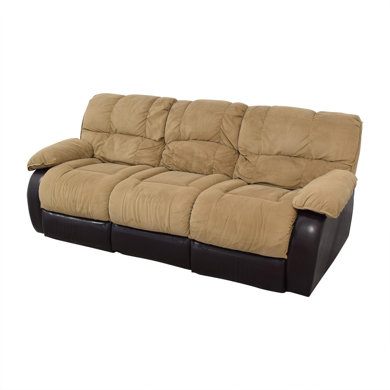 Berkline Berkline Reclining Sofa on sale
