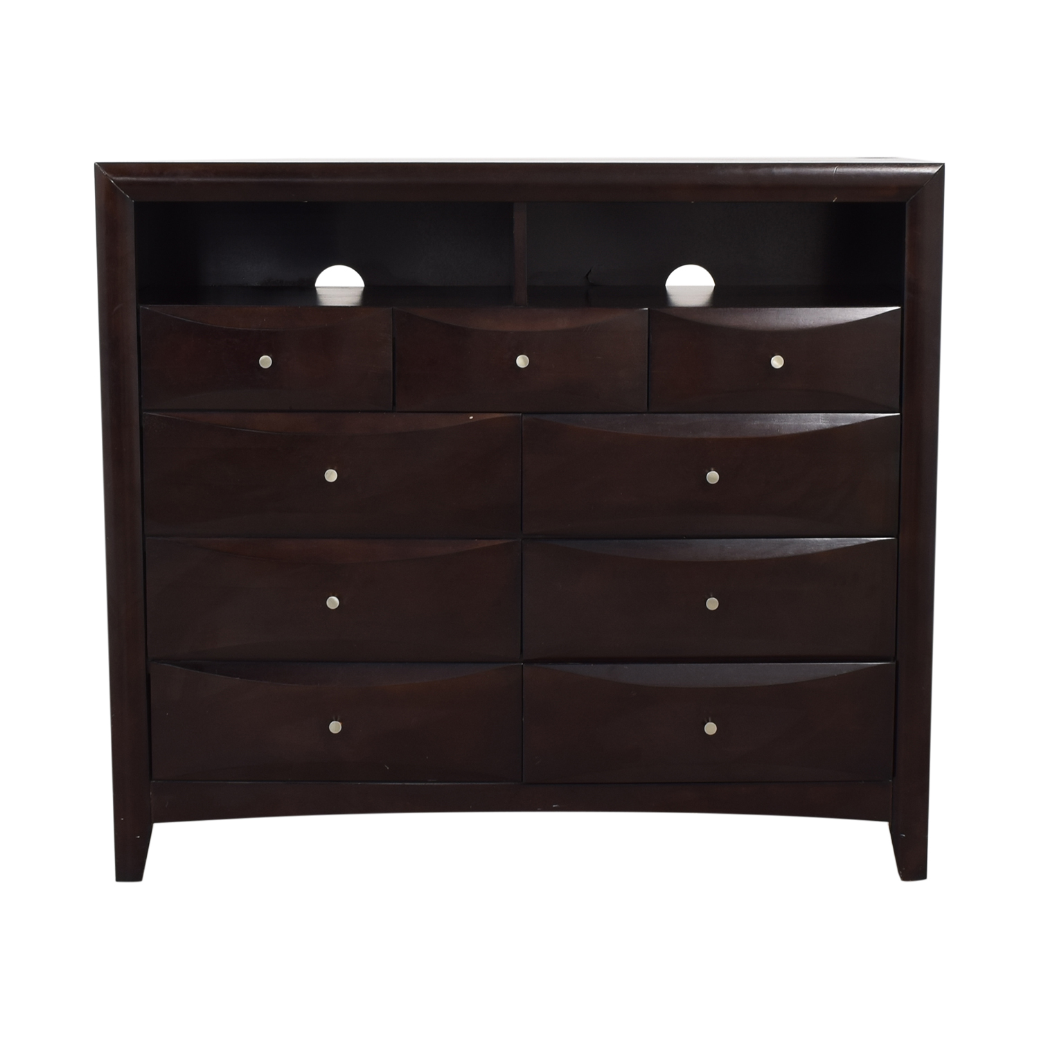 Coaster Fine Furniture Media Unit with Dresser Drawers / Dressers