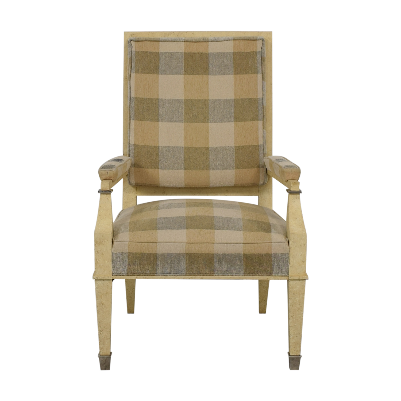 Kravet Kravet Plaid Upholstered Accent Chair price