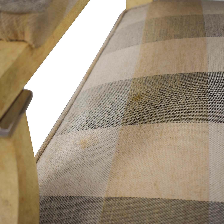 buy Kravet Kravet Plaid Upholstered Accent Chair online