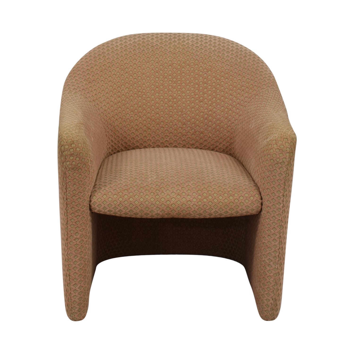 Gunlocke Company Gunlocke Company Dotted Accent Chair price