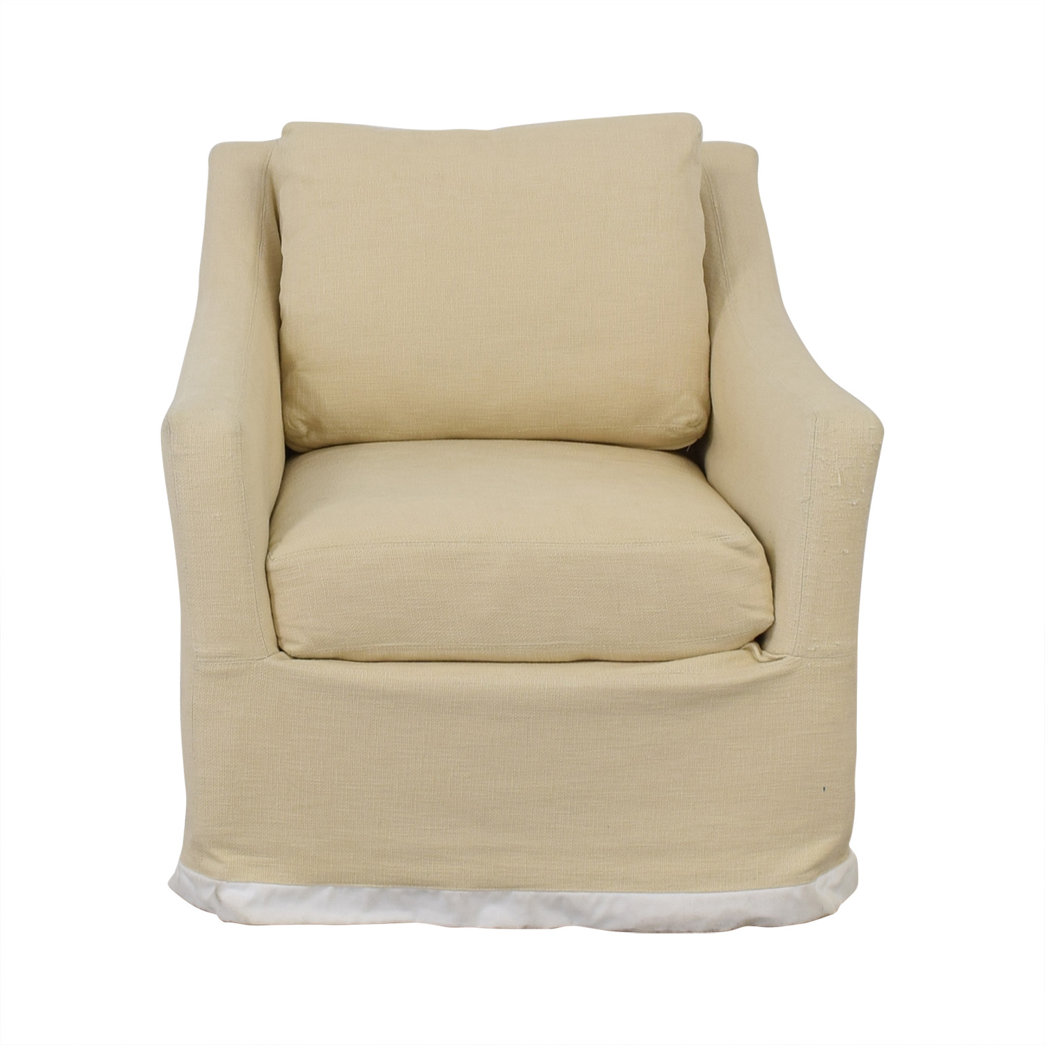 shop Serena & Lily Presidio Glider Serena & Lily Accent Chairs