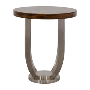 shop Round Accent Table