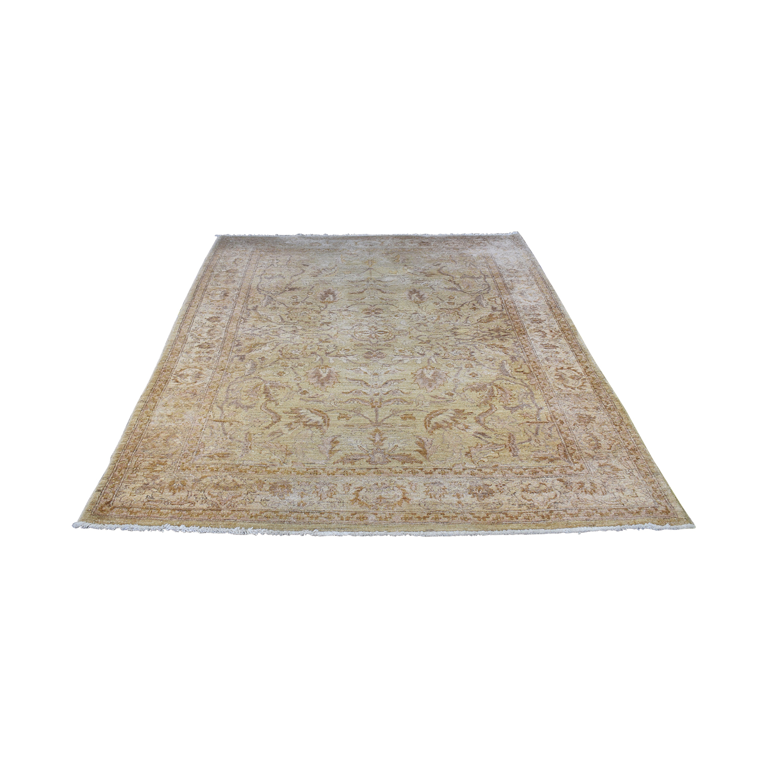 Couristan Couristan Tabriz Gold Rug discount