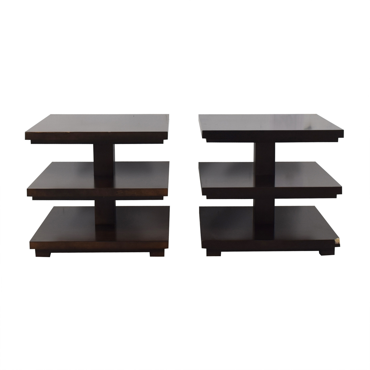 Duralee Modern End Tables for sale
