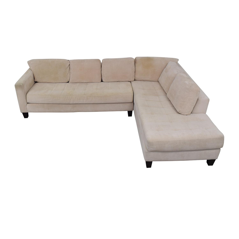 Super 87 Off Macys Macys Beige Sofa Sofas Gamerscity Chair Design For Home Gamerscityorg