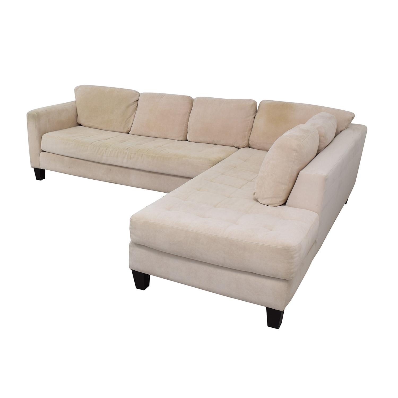 Outstanding 87 Off Macys Macys Beige Sofa Sofas Gamerscity Chair Design For Home Gamerscityorg