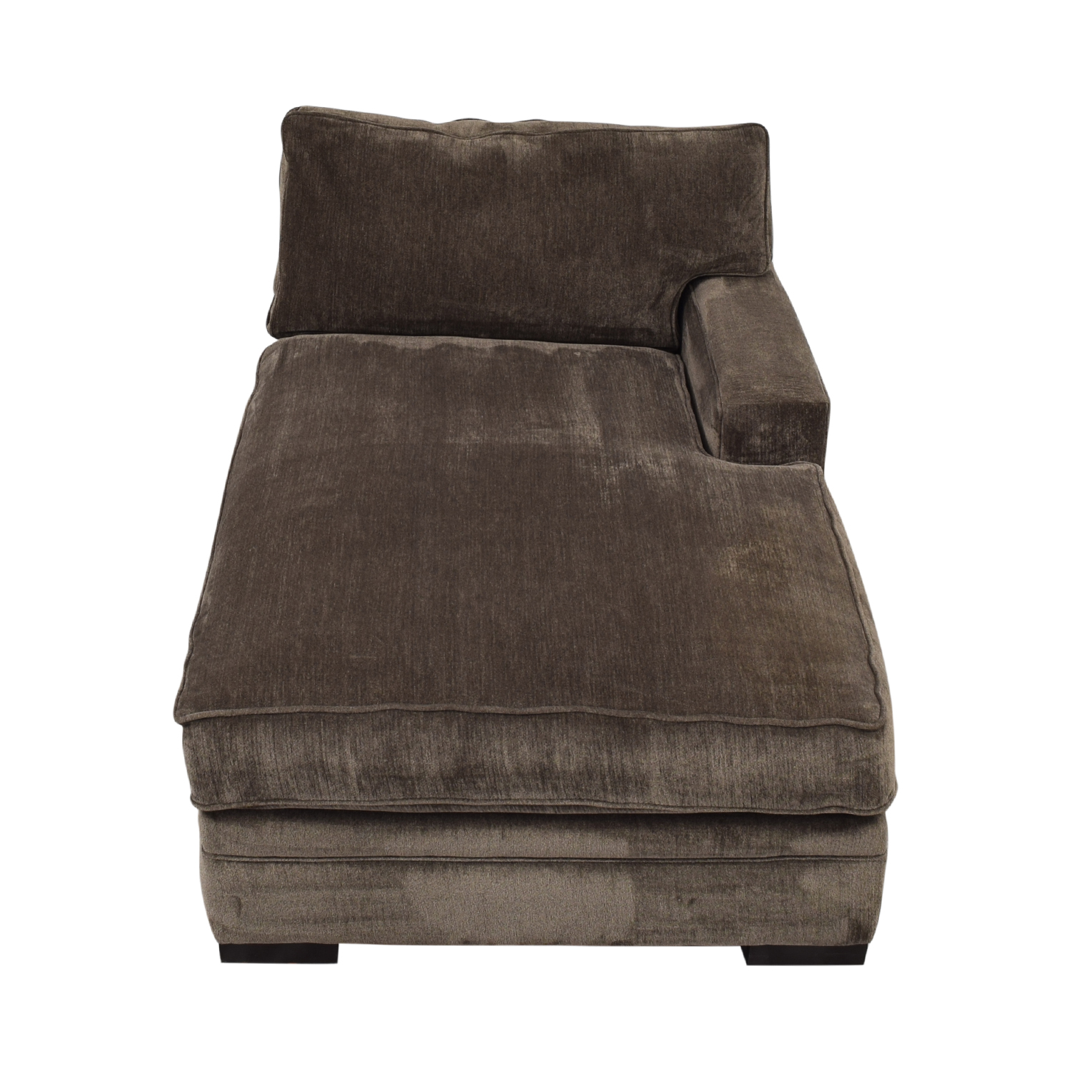 buy Macy's Macy's Teddy Brown Chaise Lounger online