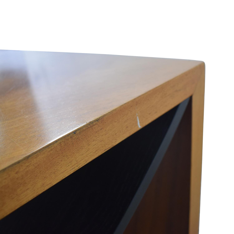 Italian Wood Coffee Table nyc