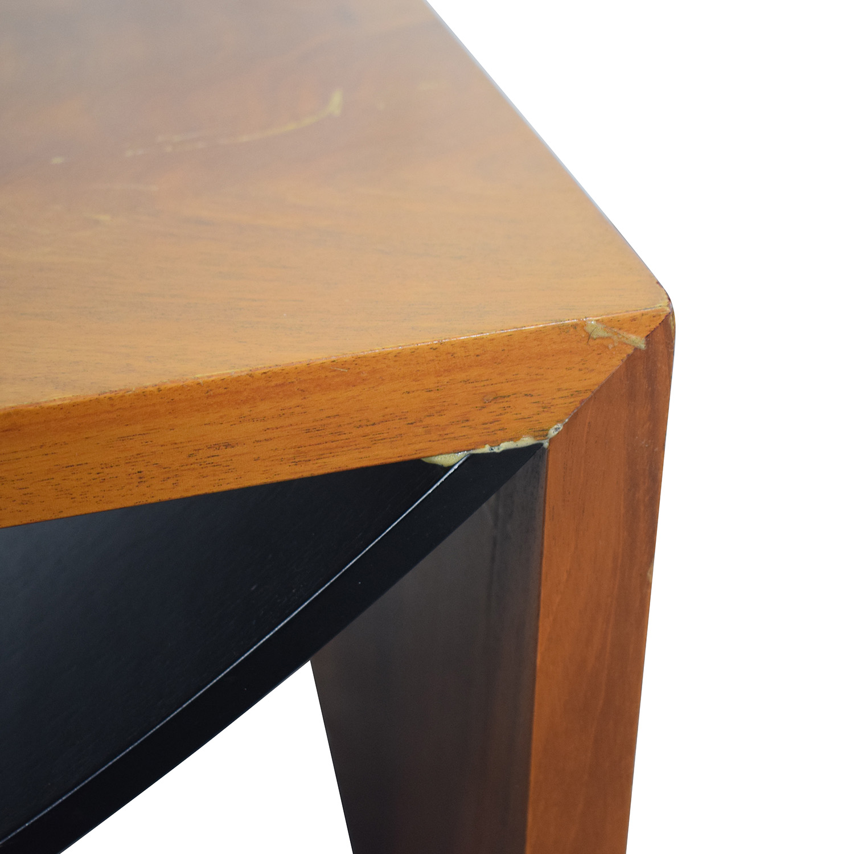Italian Wood Coffee Table / Tables