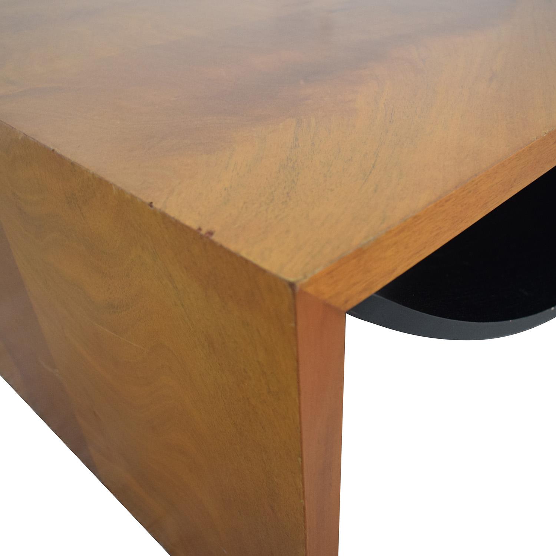 buy Italian Wood Coffee Table  Tables