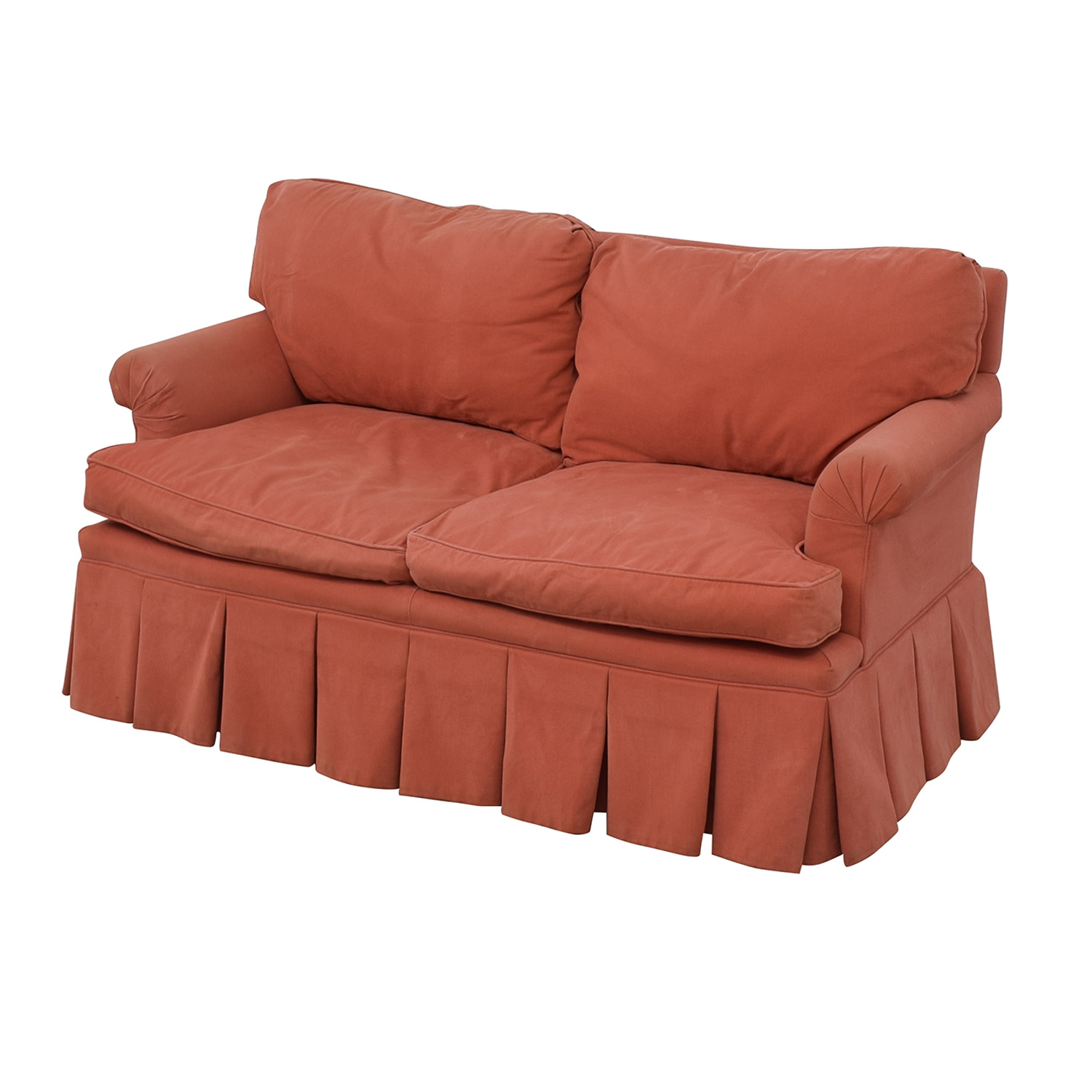 62% OFF - Laura Ashley Loveseat / Sofas