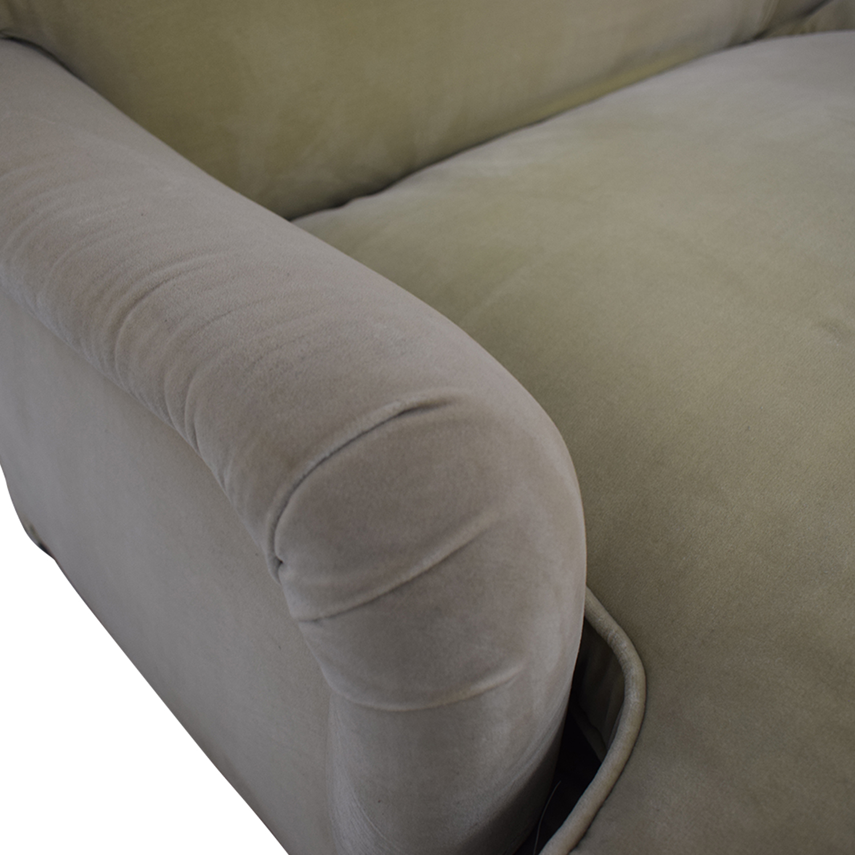 Custom Two Seat Sofa used