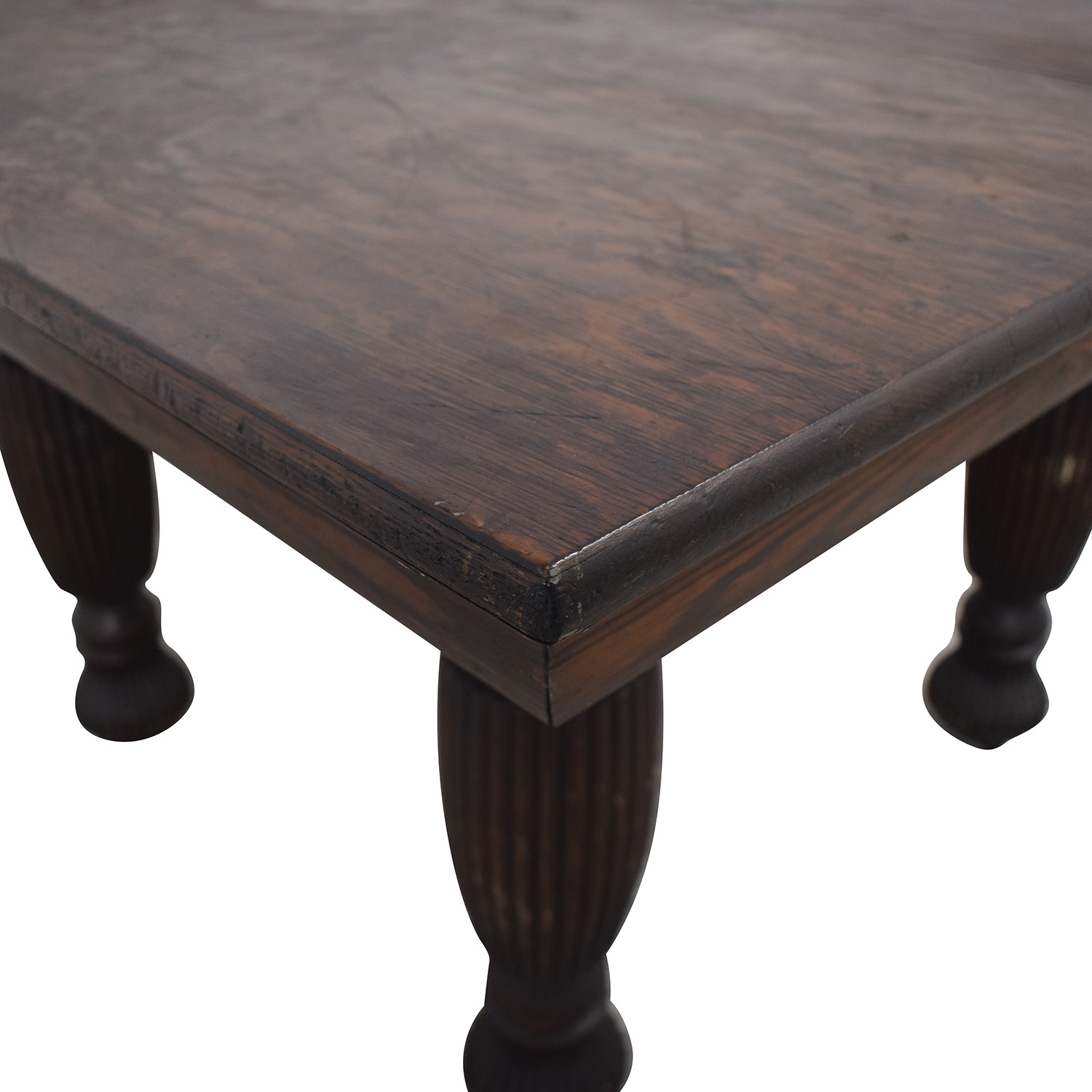 Antique Extendable Dining Table / Dinner Tables