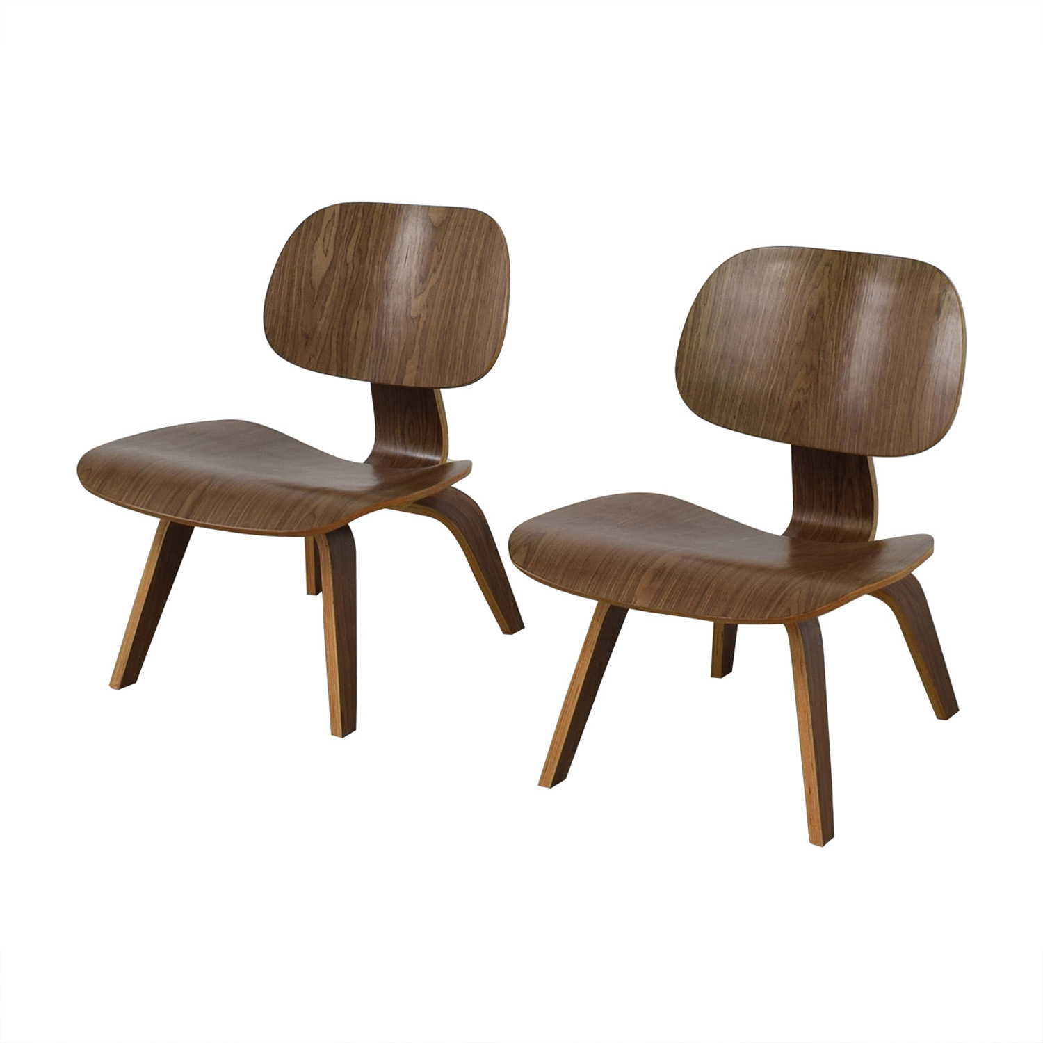shop Modway Natural Fathom Plywood Dining Chairs Modway Chairs