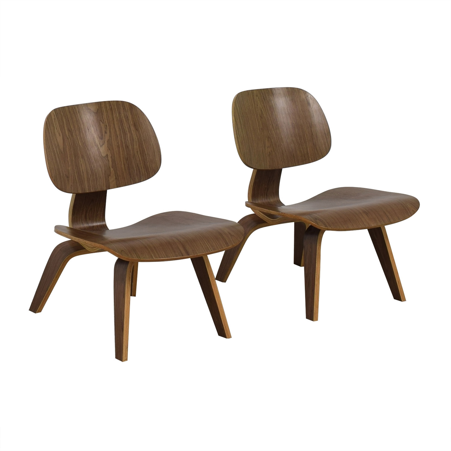 shop Modway Natural Fathom Plywood Dining Chairs Modway Dining Chairs