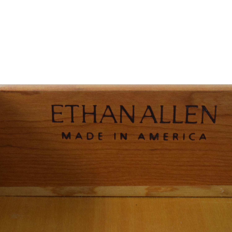 shop Ethan Allen End Table Ethan Allen End Tables