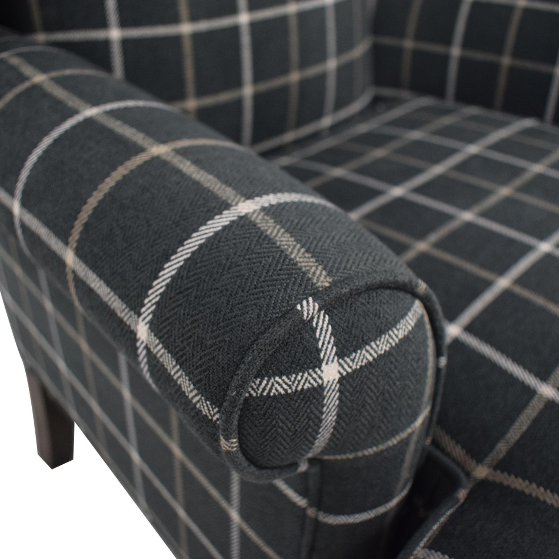 Ethan Allen Ethan Allen Wing Back Chair discount