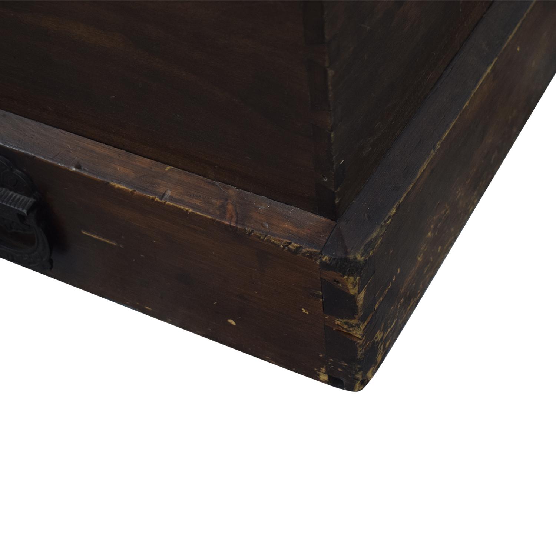 buy  Rustic Decorative Chest online