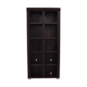 shop Crate & Barrel Book Case Crate & Barrel Storage