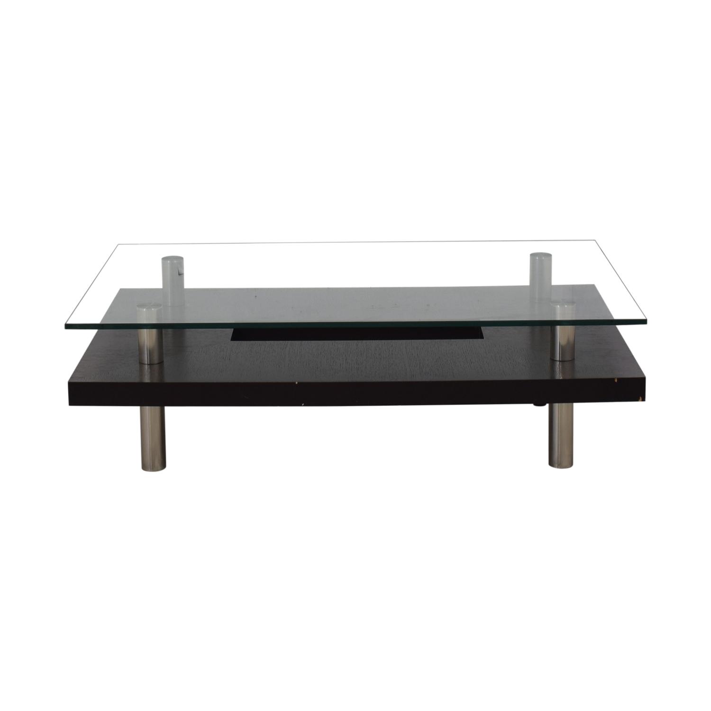 BDI Furniture Hokkaido Square Coffee Table / Coffee Tables