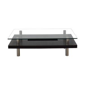 BDI Furniture Hokkaido Square Coffee Table / Tables