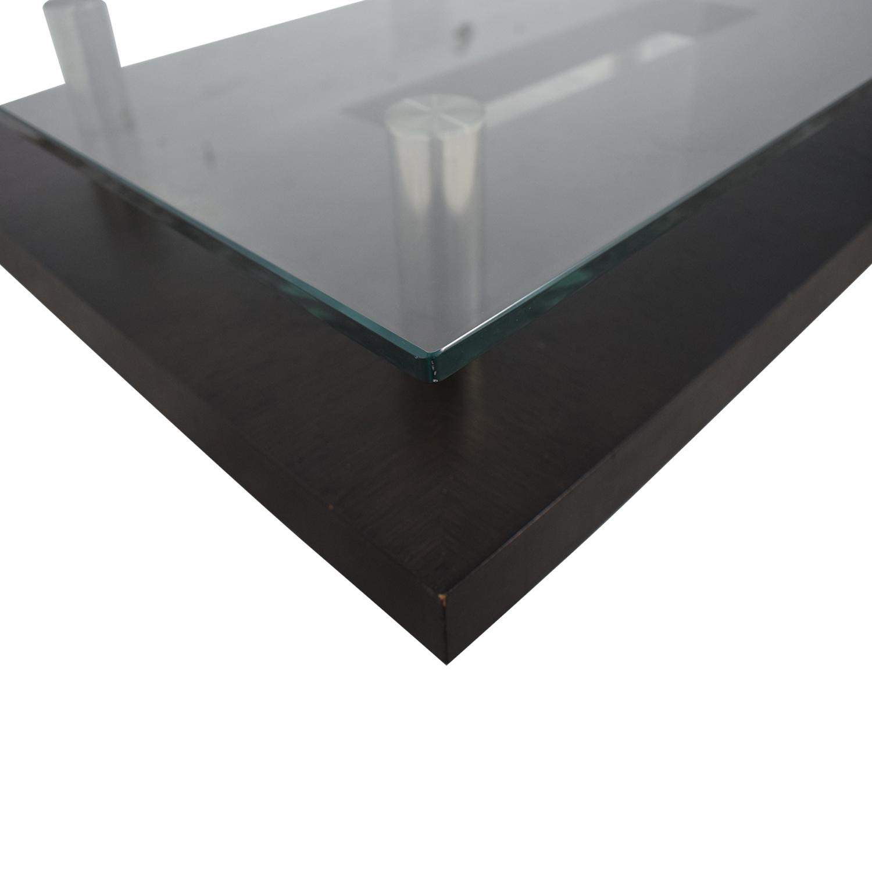 buy BDI Furniture Hokkaido Square Coffee Table BDI Furniture