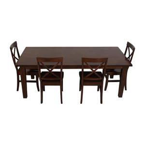 Pier 1 Pier 1 Five-Piece Dining Set nyc