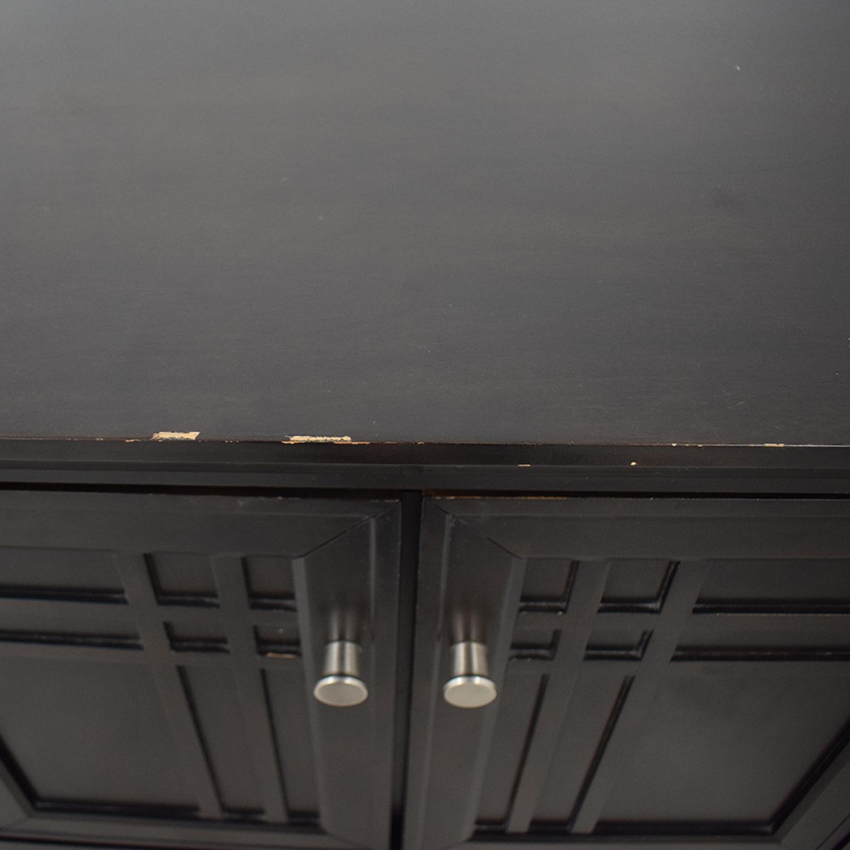 buy Casana Furniture Newport Six Drawer Dresser with Cabinets Casana Furniture Dressers