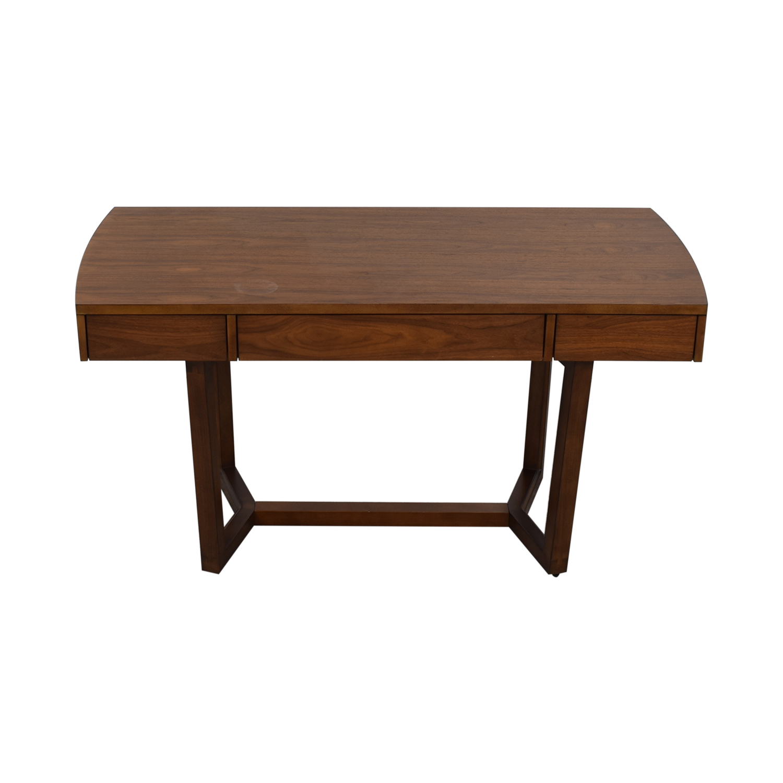 shop Raymour & Flanigan Simon Desk Raymour & Flanigan Home Office Desks