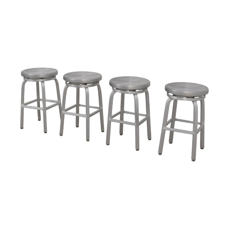 buy Metal Stools  Chairs