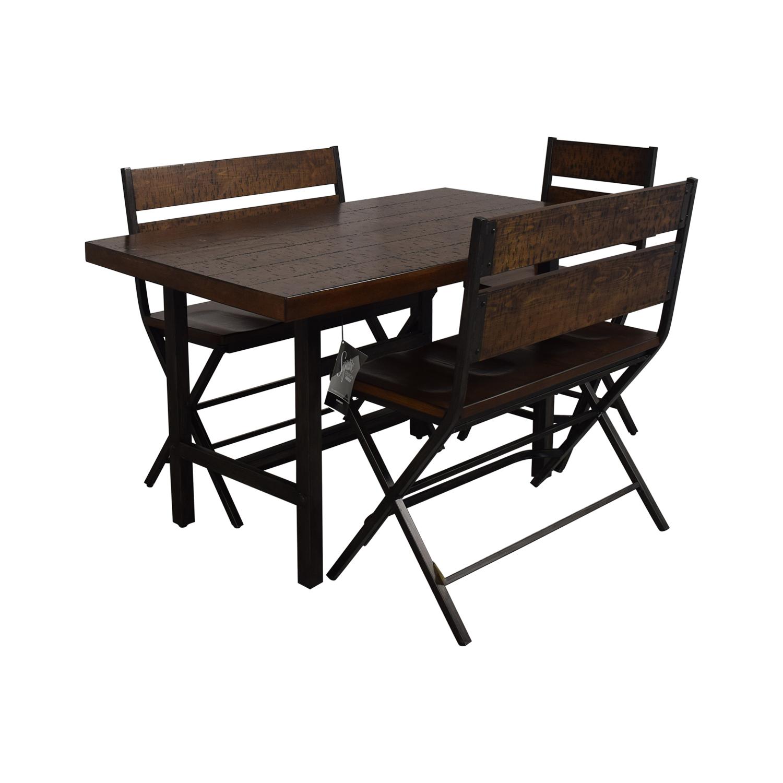 Ashley Furniture Ashley Furniture Kavara Dining Room Table Set nyc