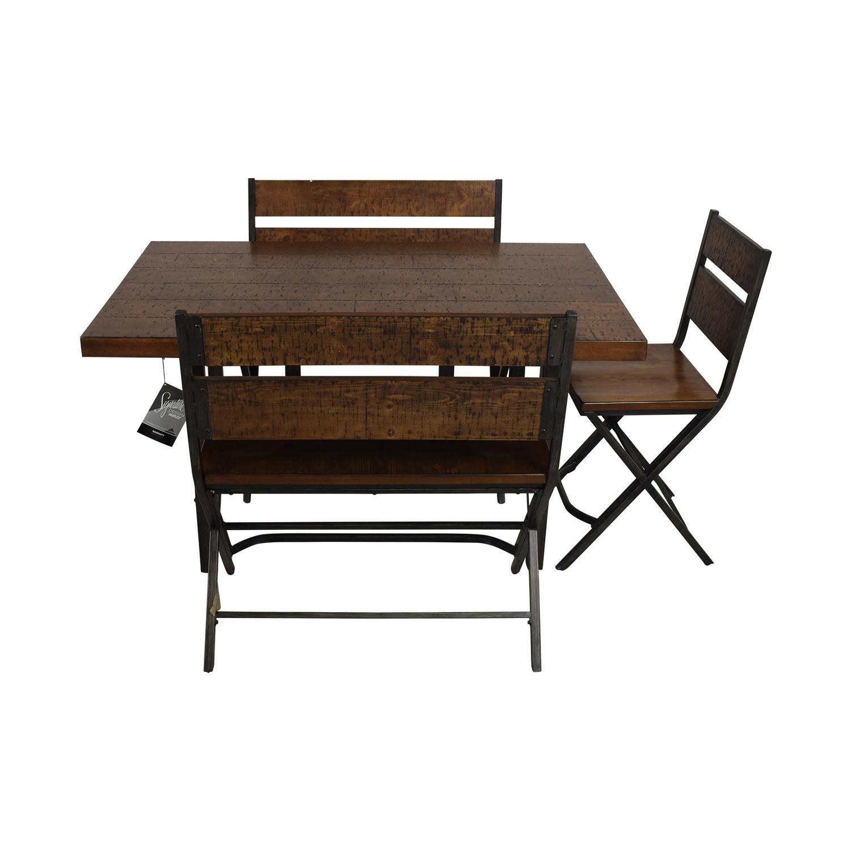 Ashley Furniture Kavara Dining Room Table Set Tables