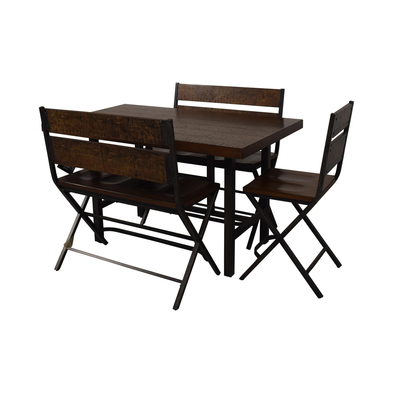 buy Ashley Furniture Kavara Dining Room Table Set Ashley Furniture