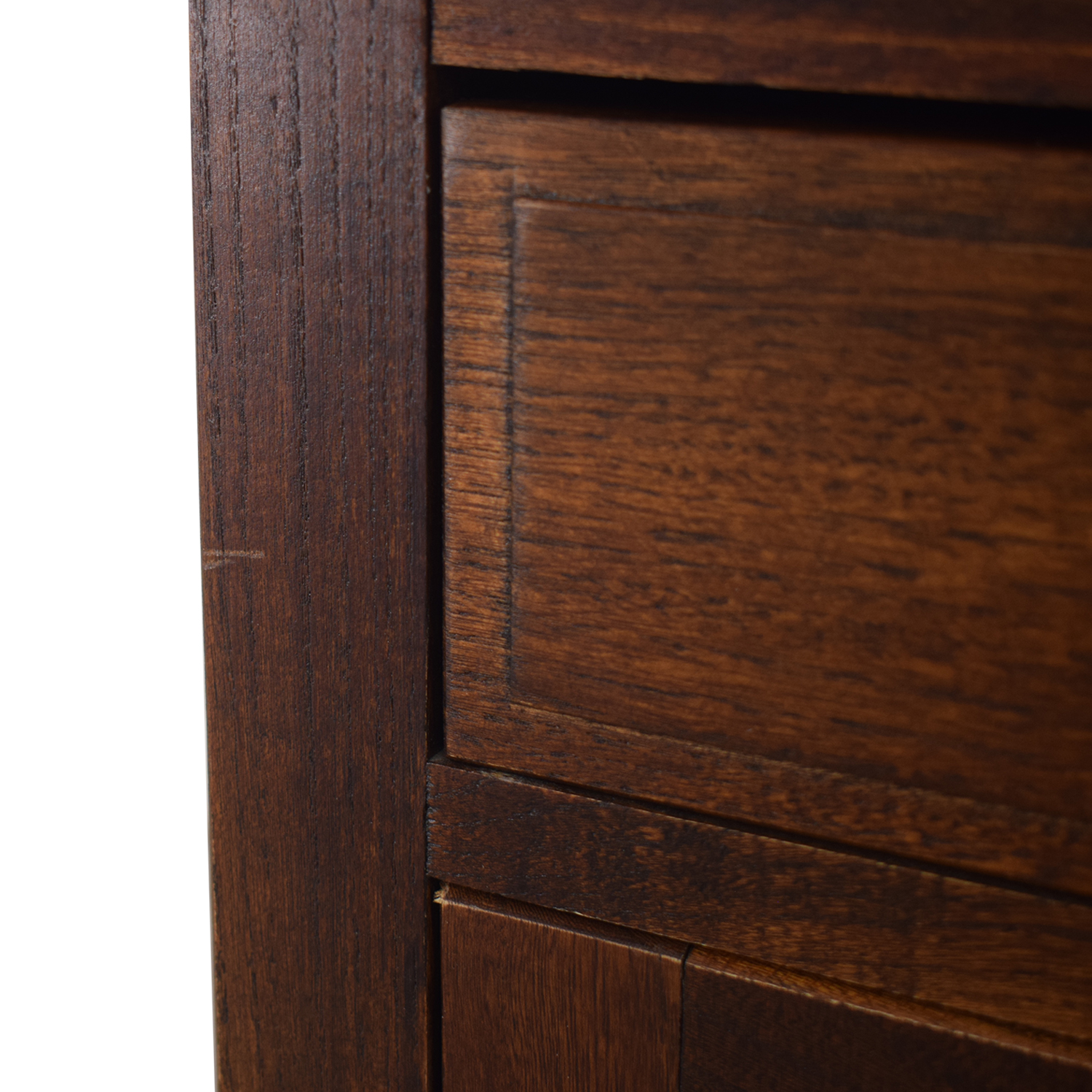 Brown Side Cabinet nyc