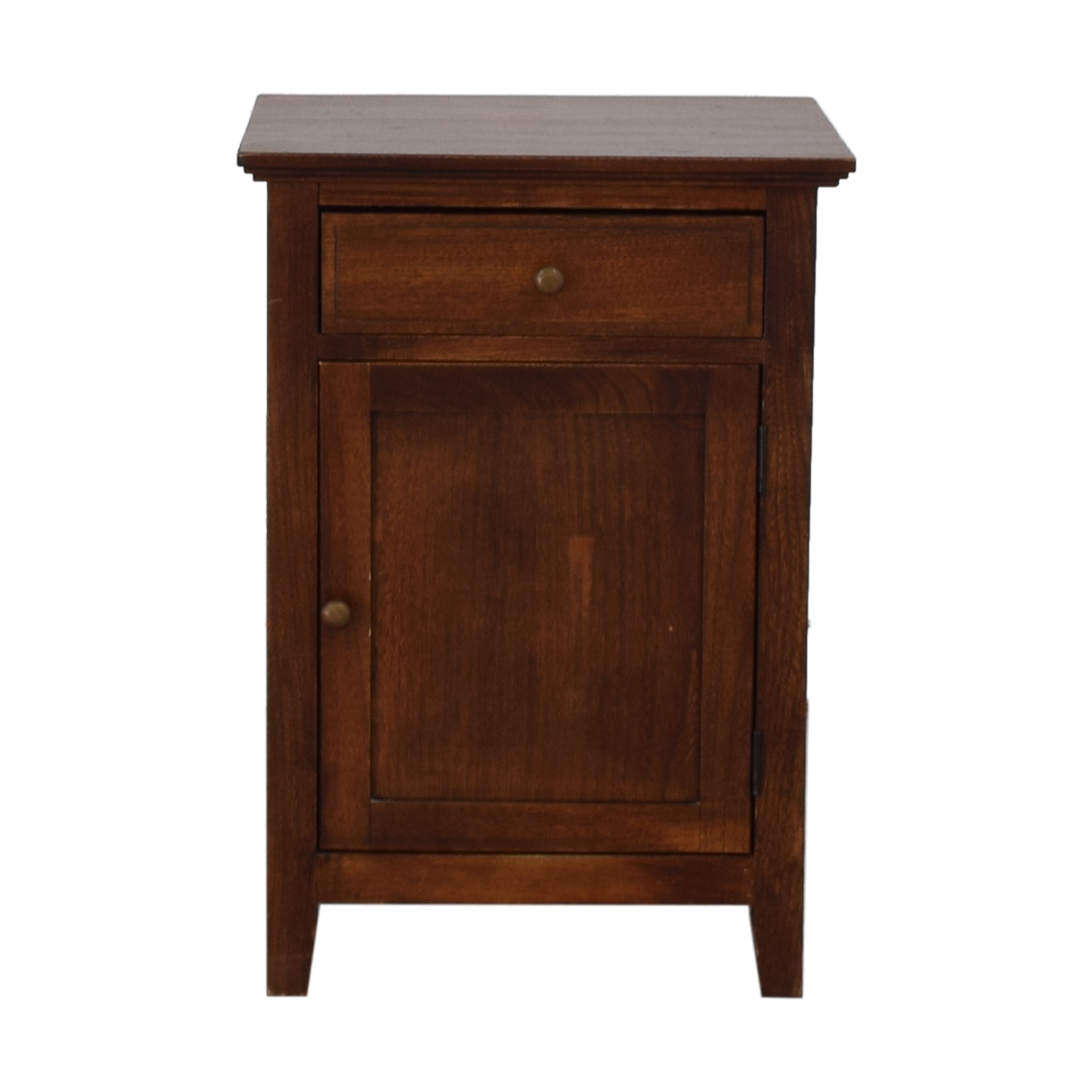 Brown Side Cabinet