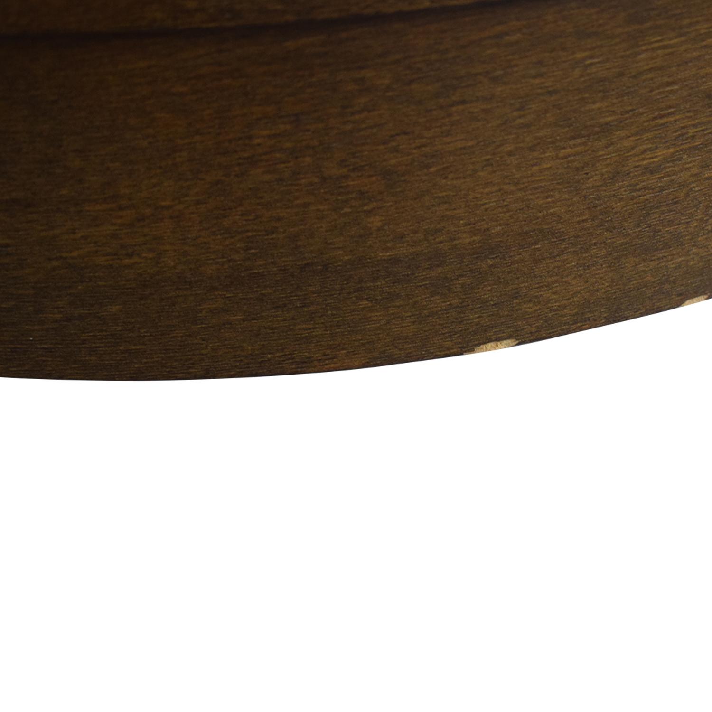 West Elm Saber Leg Storage Coffee Table / Coffee Tables