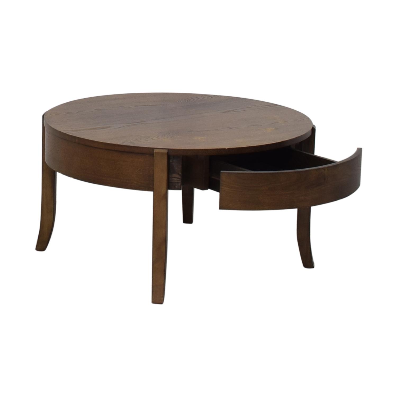 shop West Elm Saber Leg Storage Coffee Table West Elm Tables